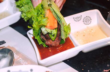 King BBQ Buffet - Đào Tấn