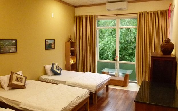 Villa BJ 111 Trần Thái Tông, P. Thủy Xuân Tp. Huế Huế