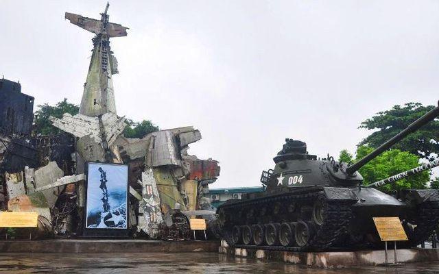 Bảo Tàng Lịch Sử Quân Sự Việt Nam ở Hà Nội