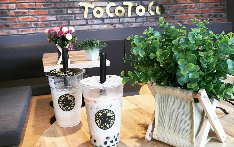 Trà Sữa Tocotoco - Kim Mã