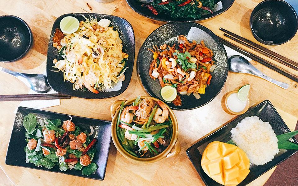 Kaffir - Thai Foods