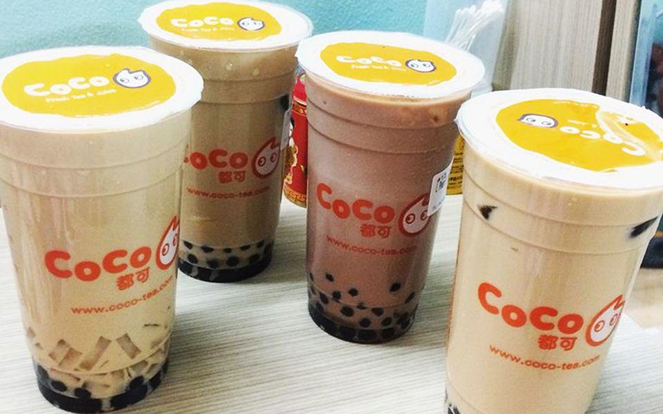 Coco - Fresh Tea & Juice - Láng Hạ
