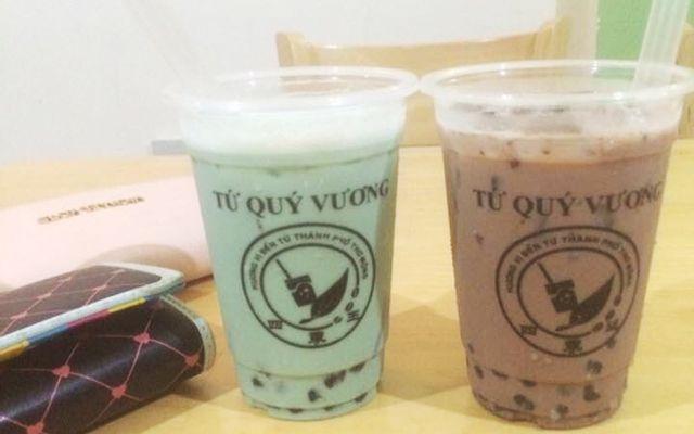 Tứ Quý Vương - Quán Trà Sữa ở Lâm Đồng