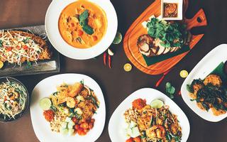 Thai Blah Blah - Chuyên Các Món Thái - Nguyễn Hữu Cảnh