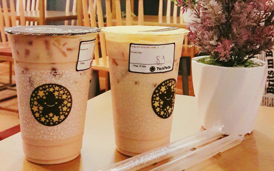 TocoToco Bubble Tea - Nguyễn Gia Trí