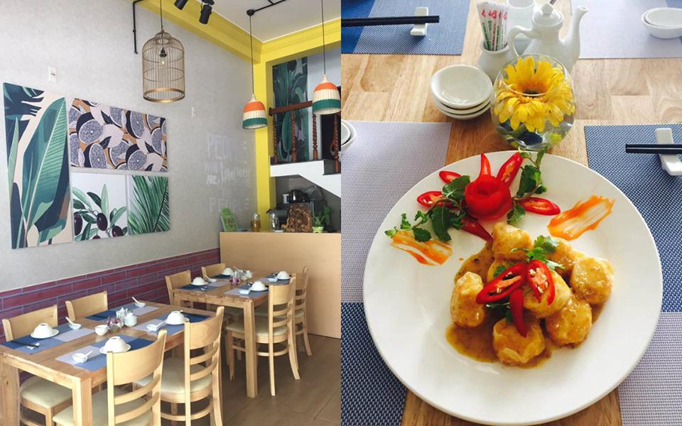Tâm Viên Restaurant - Món Chay