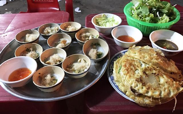 Bánh Xèo - Bánh Bèo Chén Tháp Nhạn ở Phú Yên