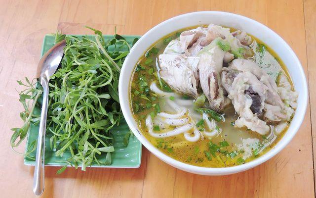 An - Bánh Canh Cá Lóc ở Lâm Đồng
