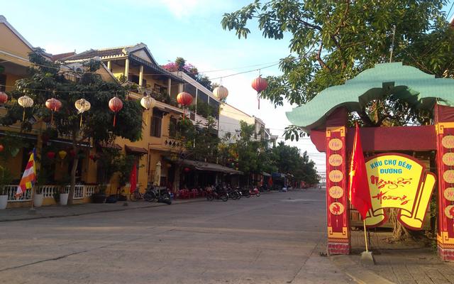 Chợ Đêm Nguyễn Hoàng ở Quảng Nam