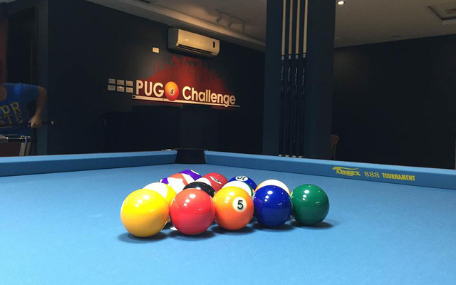 Pugo Challenge - Billiard Club ở Hà Nội