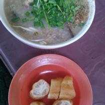 Cháo Mực Tôm Khô - Nguyễn Thái Bình