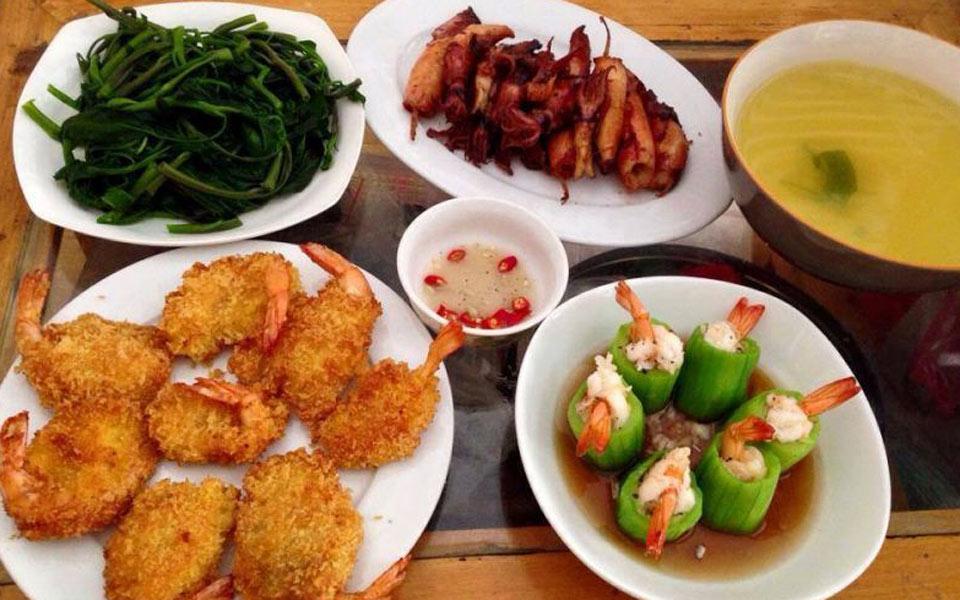 Bạch Vân - Quán Ăn Gia Đình