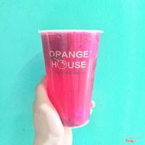 Orange House - Trà Trái Cây Tươi - Trần Phú