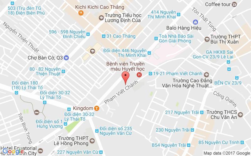 Bản đồ - Trường Phát - Nhà Hàng Hong Kong