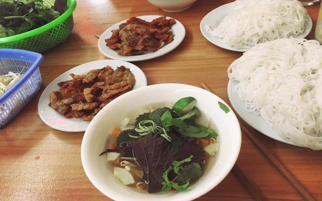 Dung Bằng - Bún Chả ở Cao Bằng