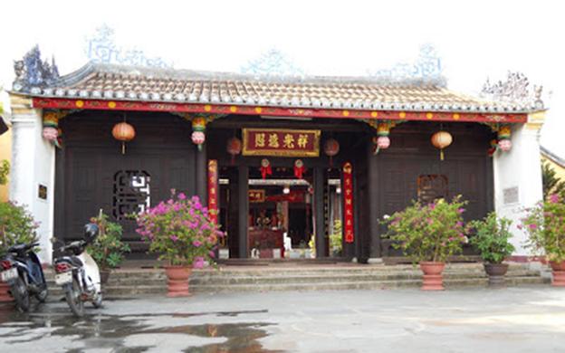 14 Trần Phú, P. Minh An Tp. Hội An Quảng Nam