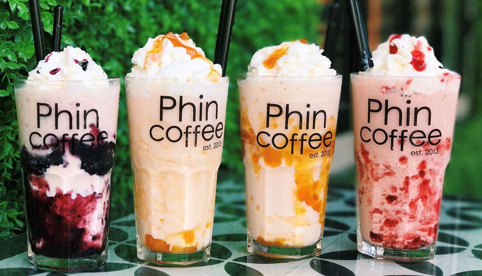 Phin Coffee - Lê Đình Dương
