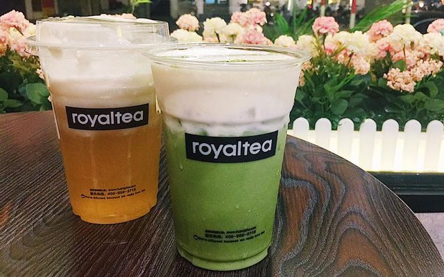 Royaltea - Trà Sữa Hồng Kông - Giảng Võ ở Hà Nội