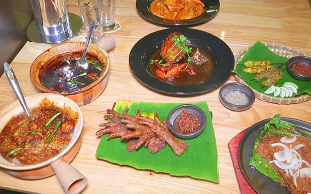 Singwok - Phi tiêu Darts Bar - Singapore