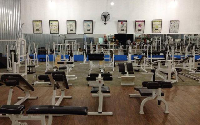Phòng Tập Gym Lý Đức ở TP. HCM