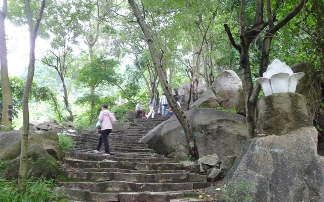 Núi Thị Vải ở Vũng Tàu