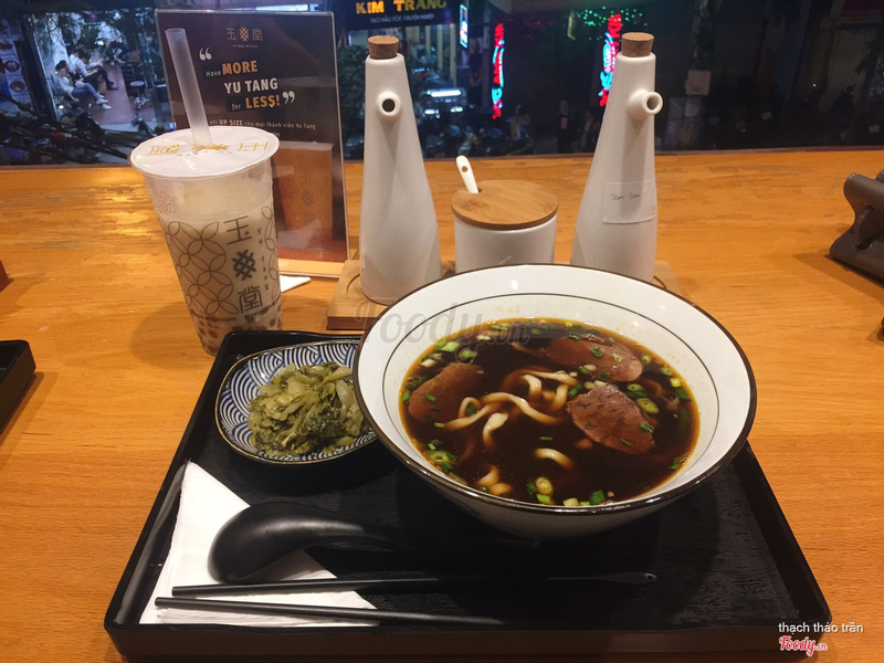 Image result for Yu Tang foody