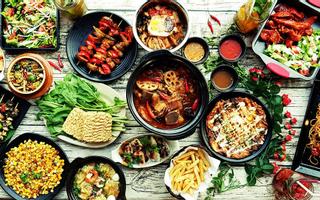 Nhà Gỗ Quán - K Food & Drink