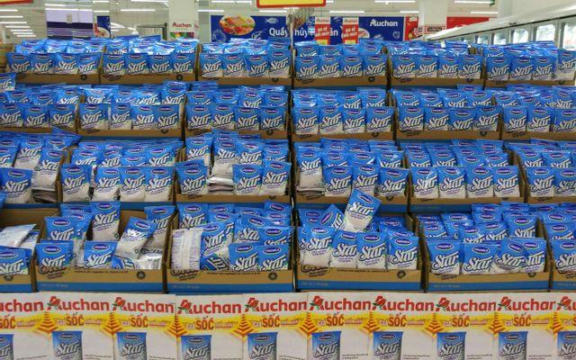 Siêu Thị Auchan ở Hà Nội
