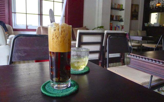 Vietcetera Cafe ở TP. HCM