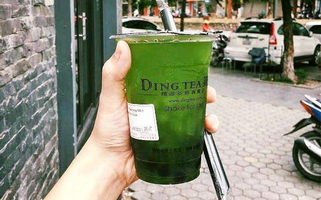 Ding Tea - Hùng Vương ở Phú Thọ
