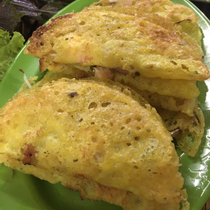 Bánh Xèo Rau Rừng - Phan Văn Trị