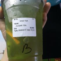King Tea