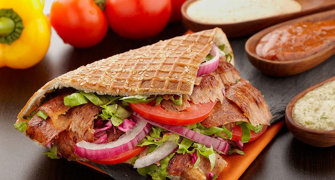 Ivo Deli - Bánh Mì Doner Kebab & Kem Ý Gelato