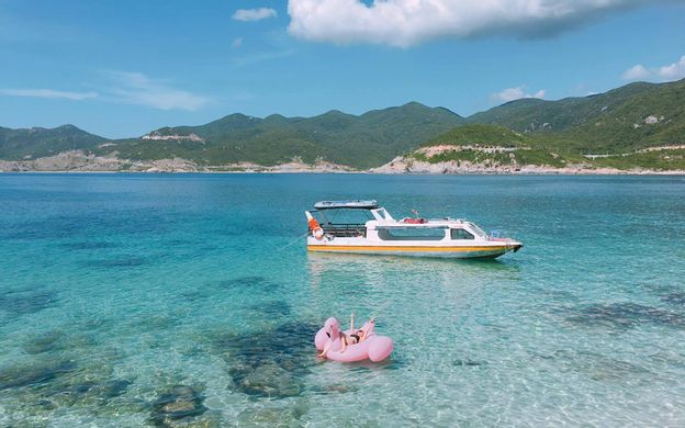 Đảo Bình Hưng Tp. Cam Ranh Khánh Hoà