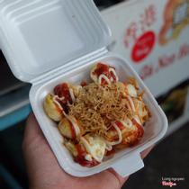 Bánh Cá Taiyaki & Gà Non Hong Kong
