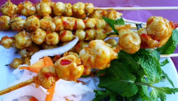 Image result for Răng mực foody.vn