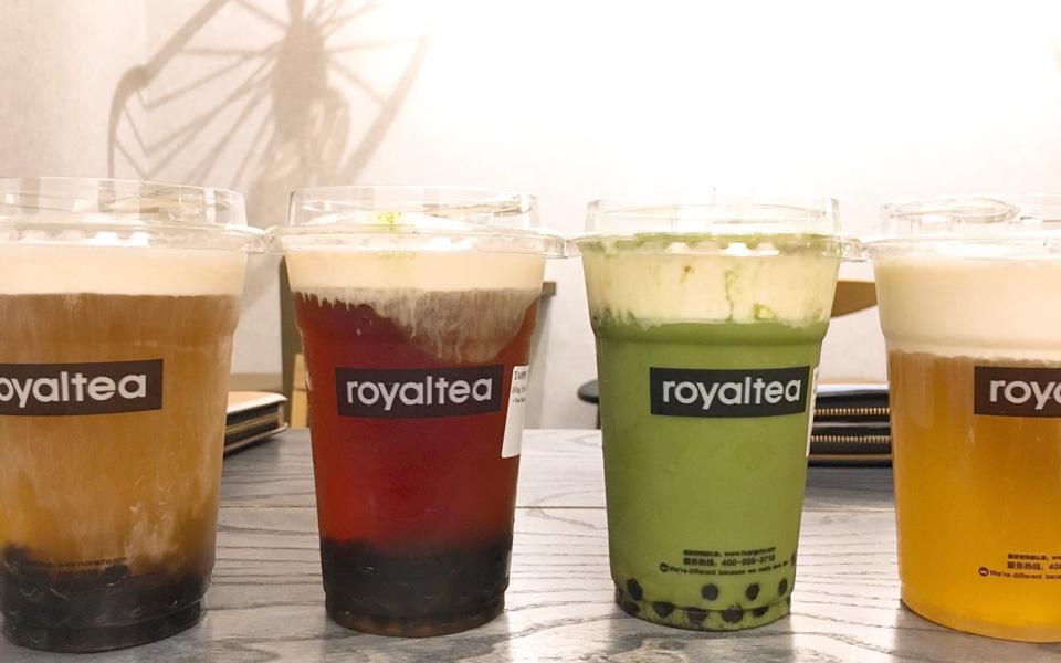 Royaltea - Trà Sữa Hồng Kông - Nguyễn Trãi