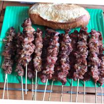 Xôi & Thịt Nướng Xiên