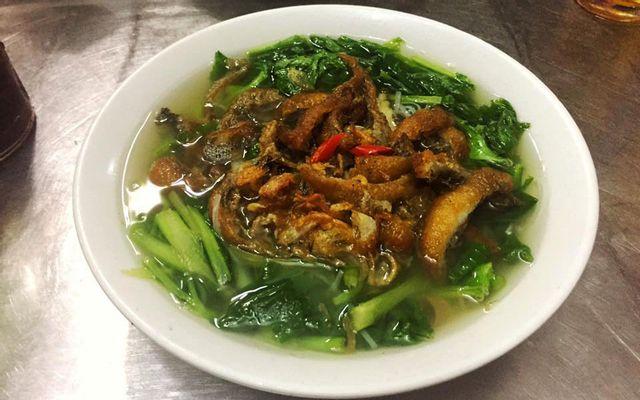 Bún Cá & Bánh Đa Cá - Hàng Thùng ở Hà Nội
