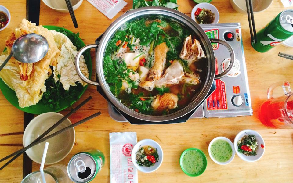Lẩu Gà Ớt Hiểm 109 - Tân Sơn Nhì