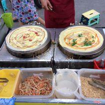 Bánh Kép Thái Lan