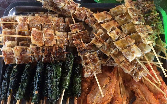 Xiên Nướng & Chả Ram ở Phú Yên