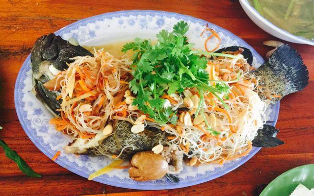Hải Sản Bồng Bềnh ở Phú Yên