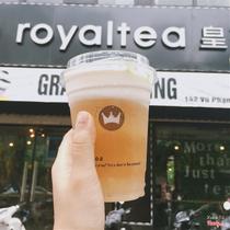 Royaltea - Trà Sữa Hồng Kông - Vũ Phạm Hàm