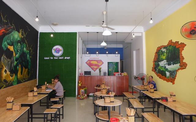 Tuk Tak - Trà Sữa & Ăn Vặt ở Huế