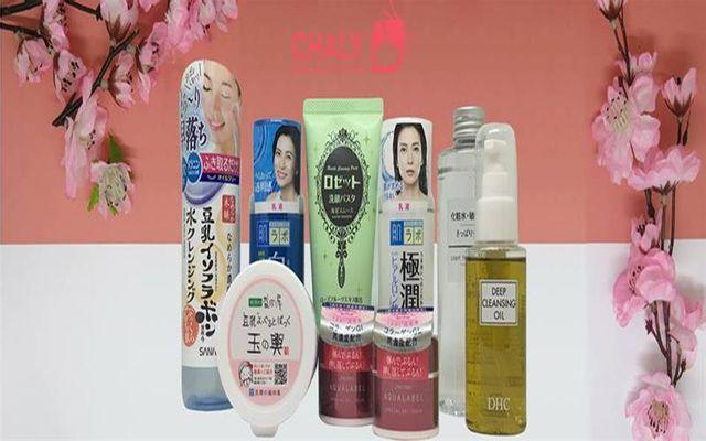 Nhật Chaly - mỹ phẩm Nhật chính hãng ở TP. HCM