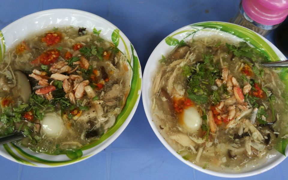 Súp Cua - Nguyễn Gia Thiều