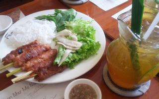 Ơ Thương - Món Việt - Trường Sơn