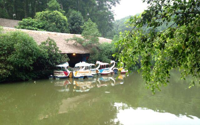 Làng Nhà Sàn Thái Hải ở Thái Nguyên