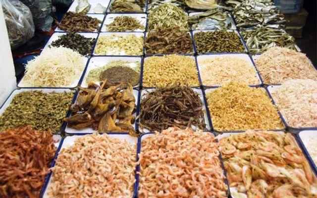 Hàng Gia Vị Chợ Bắc Mỹ An - Hải Sản Khô ở Đà Nẵng